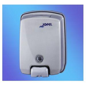 JABONERA INOX FUTURA SATINA AC54000