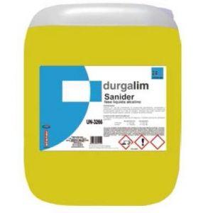 DETERGENTE DURGALIM SANIDER 24 KGS