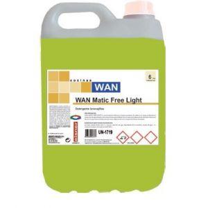 WAN MATIC FREE LIGHT 6KG (DETER MAQUINA)