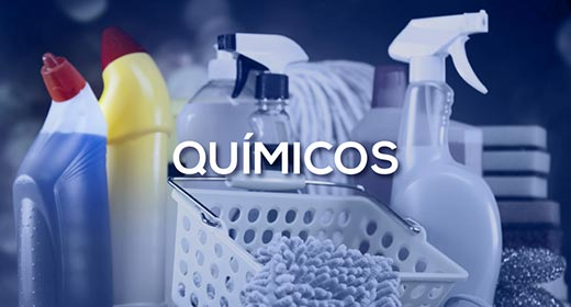 Químicos para limpieza